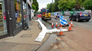 FloodSax dealing with burst water pipe (after)2.jpg
