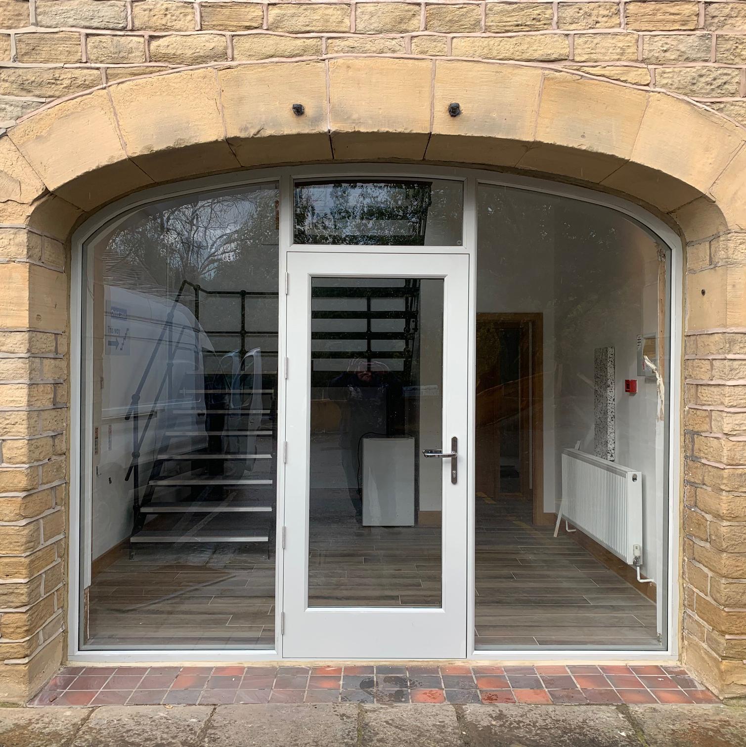 Flood Defender Timber Door